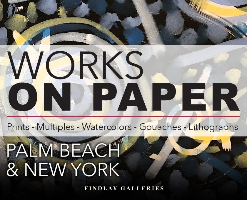 Works on Paper Findlay