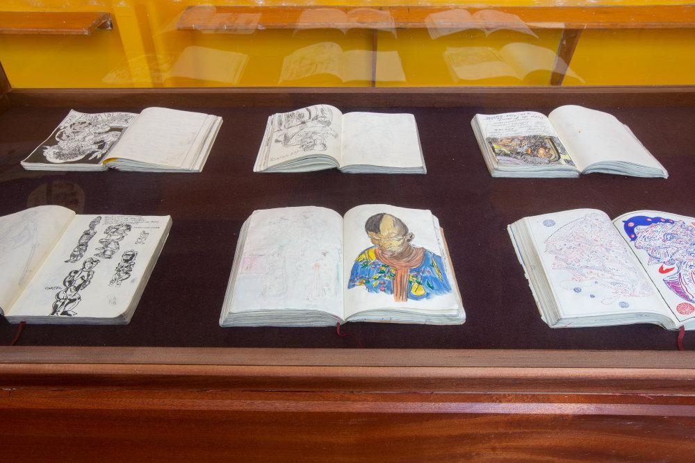 Zabludowicz Collection Richard Ayodeji Ikhide 2