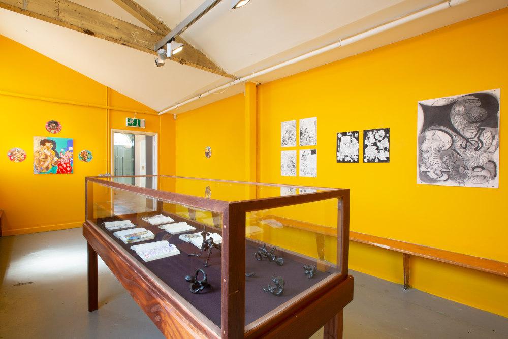 Zabludowicz Collection Richard Ayodeji Ikhide 3