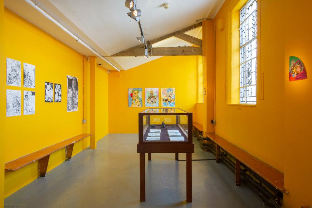 Zabludowicz Collection Richard Ayodeji Ikhide 4