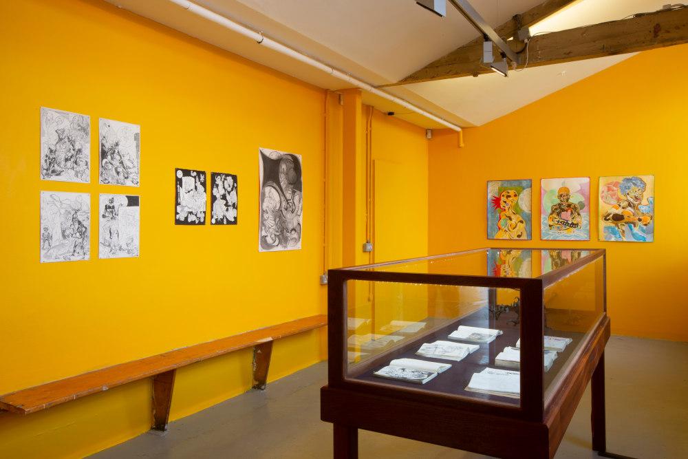 Zabludowicz Collection Richard Ayodeji Ikhide 5