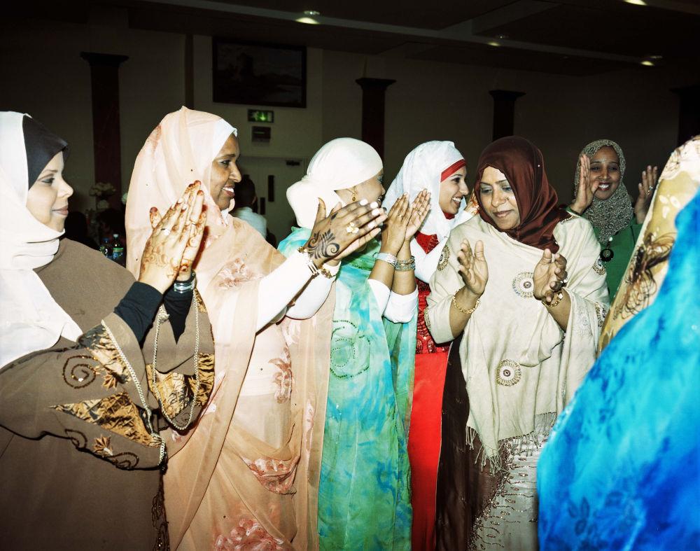 Liz Johnson Artur, Ethiopian wedding, 2009. Courtesy the artist.