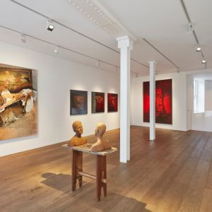 Contemplating the Spiritual in Contemporary Art @rosenfeld porcini, London  - GalleriesNow.net