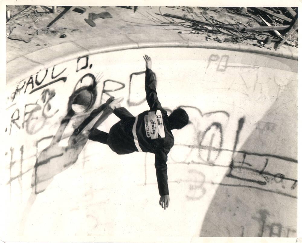 Herbie, Skating the Pool, 1963