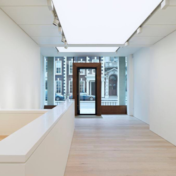 Vicken Parsons: Breath @Cristea Roberts Gallery, London  - GalleriesNow.net