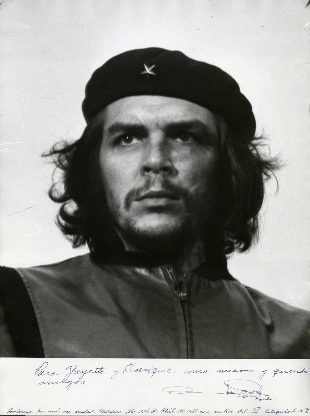 Alberto Korda, Heroic Guerilla Fighter, Cuba, 1960 © Alberto Korda Estate. Courtesy of the artists estate