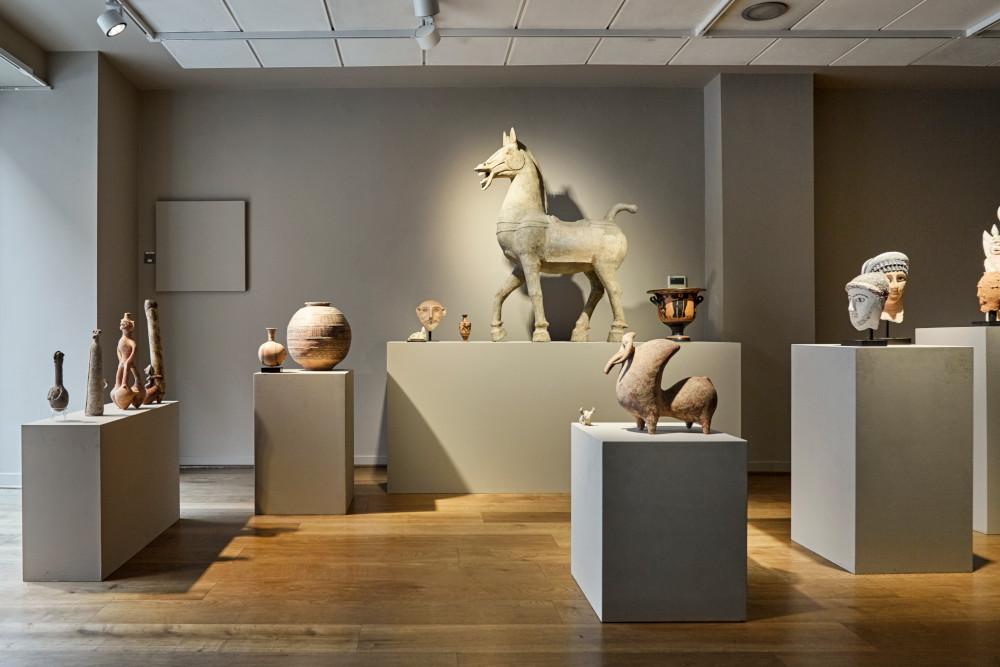 Barakat Gallery Unglazed 2