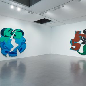 Elizabeth Murray: Flying Bye @Camden Arts Centre, London  - GalleriesNow.net