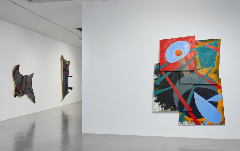 Camden Arts Centre Elizabeth Murray 2