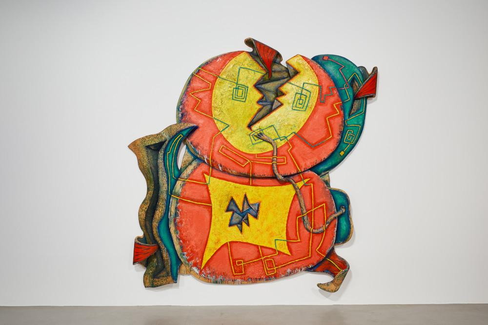 Camden Arts Centre Elizabeth Murray 3