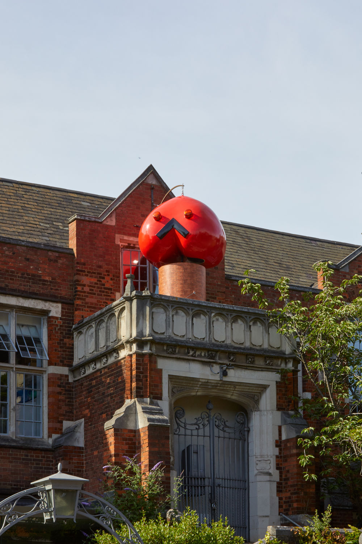 Camden Arts Centre Wong Ping 2