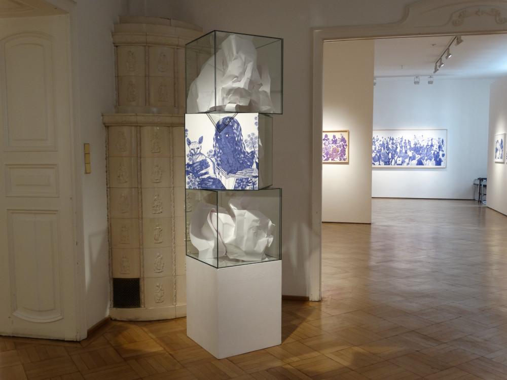 Galerie Ernst Hilger Assunta Abdel Azim Mohamed 1