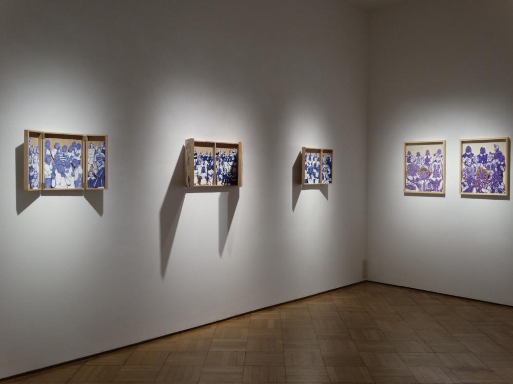 Galerie Ernst Hilger Assunta Abdel Azim Mohamed 2