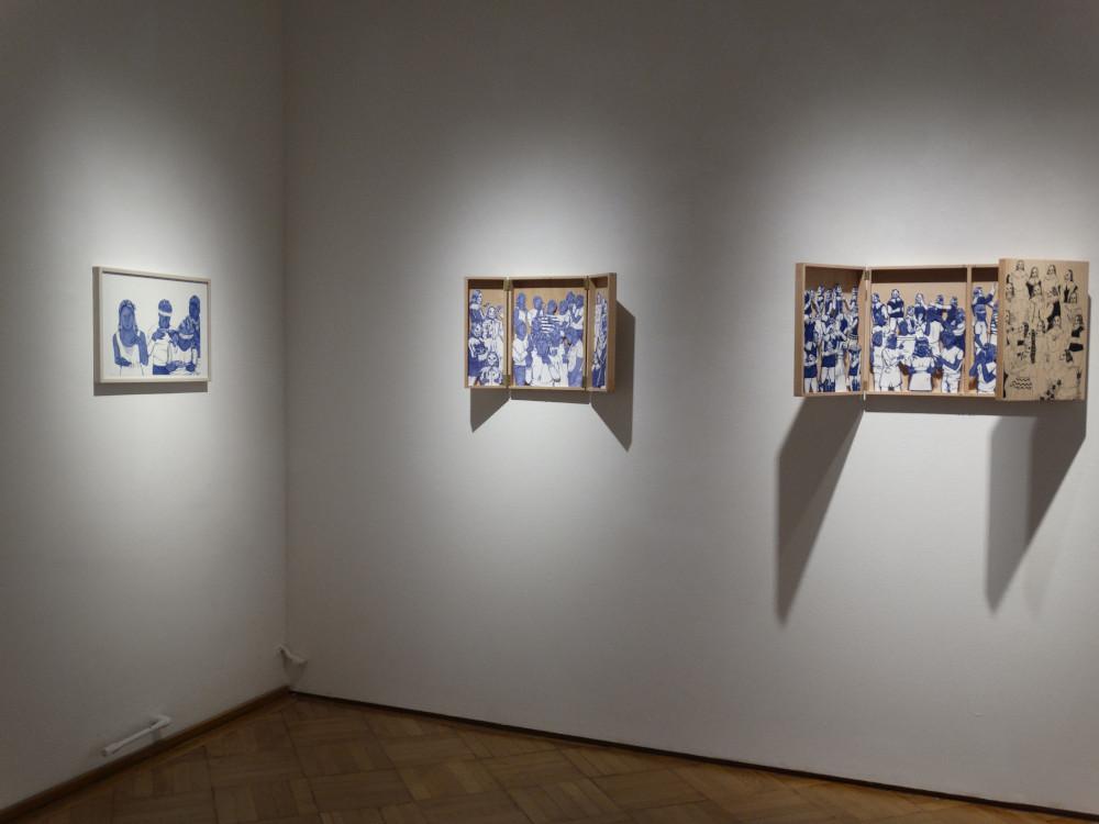 Galerie Ernst Hilger Assunta Abdel Azim Mohamed 3