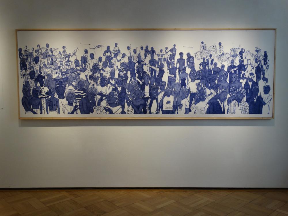 Galerie Ernst Hilger Assunta Abdel Azim Mohamed 4