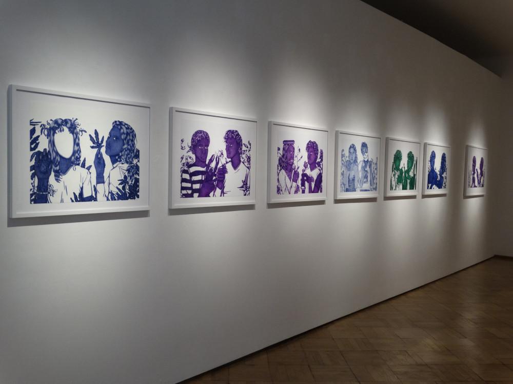 Galerie Ernst Hilger Assunta Abdel Azim Mohamed 5