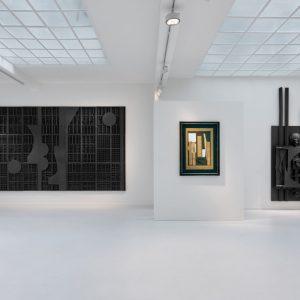 Louise Nevelson @Galerie Gmurzynska Zürich, Talstrasse, Zürich  - GalleriesNow.net