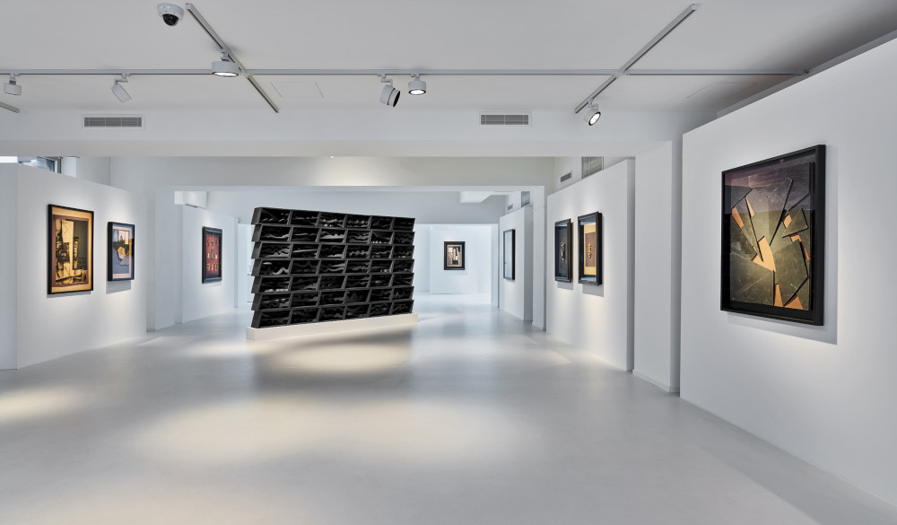 Galerie Gmurzynska Amazonki 4