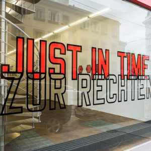 Lawrence Weiner @Galerie Hubert Winter, Vienna  - GalleriesNow.net
