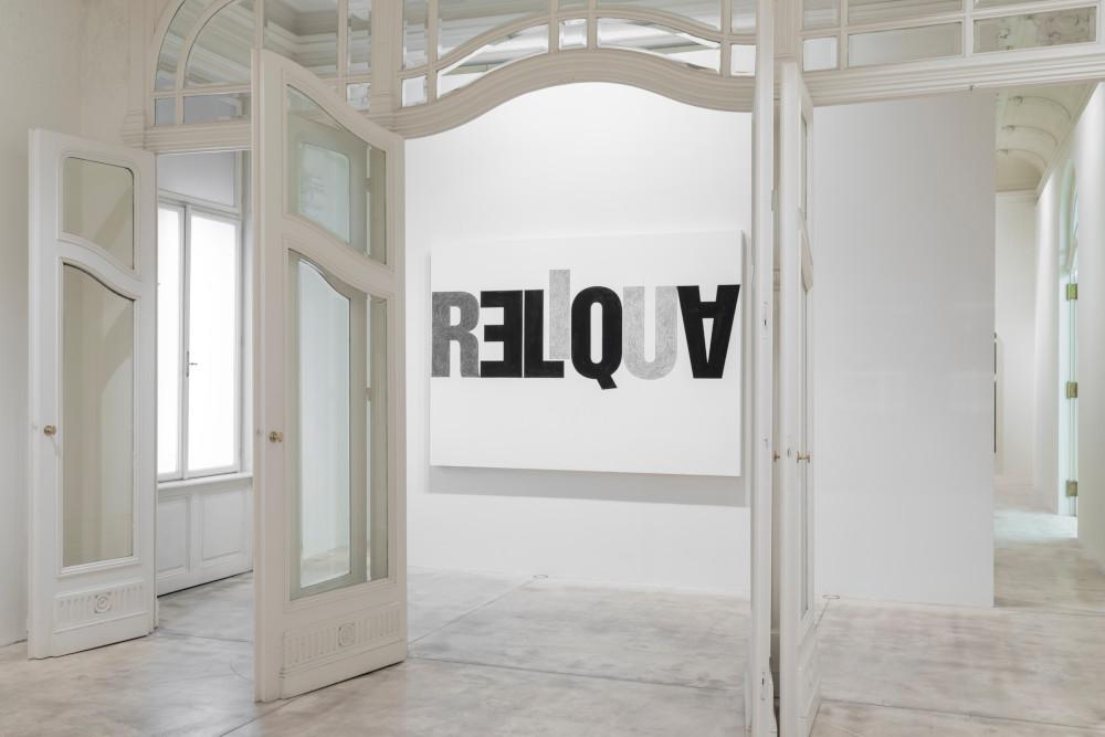 Galerie Krinzinger Franz Graf 3