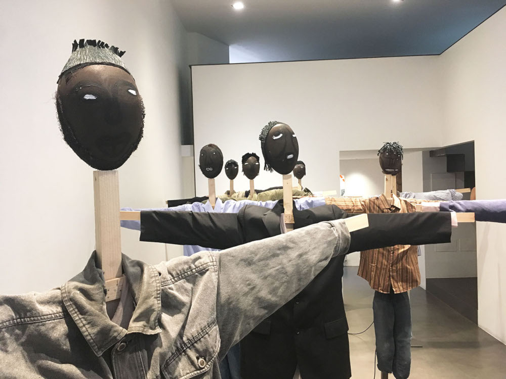 Galleria Anna Marra Invisibili 1