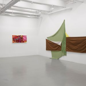 Painters Reply: Experimental Painting in the 1970s and now @Lisson Gallery 10th Ave, New York  - GalleriesNow.net