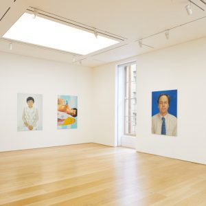 Mike Bouchet & Paul McCarthy: Upper Double Decker @Marlborough, London  - GalleriesNow.net