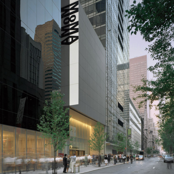 MoMA, New York, New York  - GalleriesNow.net