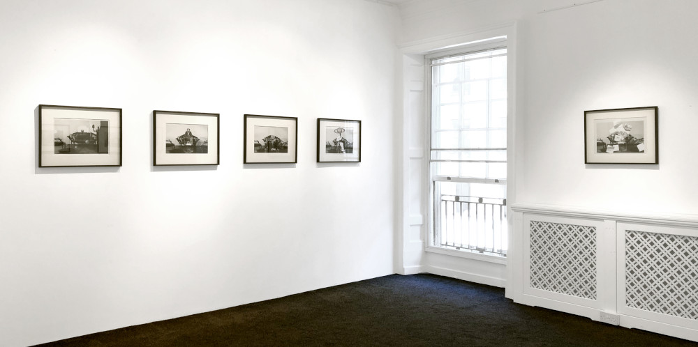 "Giulio Paolini: Works on paper from ""Sale d'attesa"" series @Repetto Gallery, London  - GalleriesNow.net"