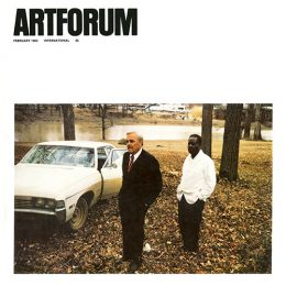 Covering the Art World: Six Decades of Artforum @Sotheby's New York, New York  - GalleriesNow.net