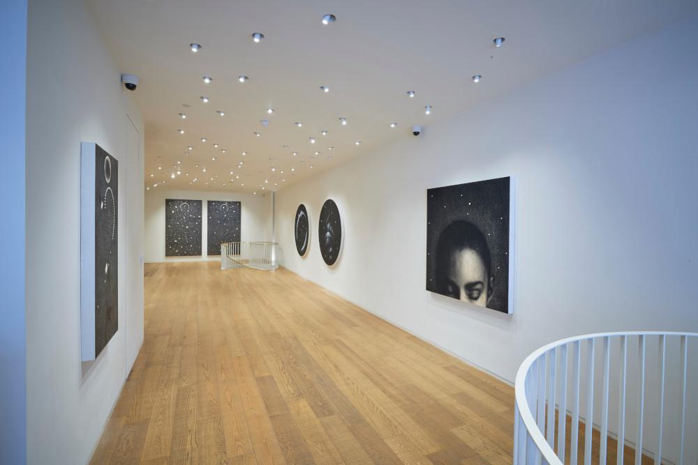 Tornabuoni Art London Omar Galliani 4