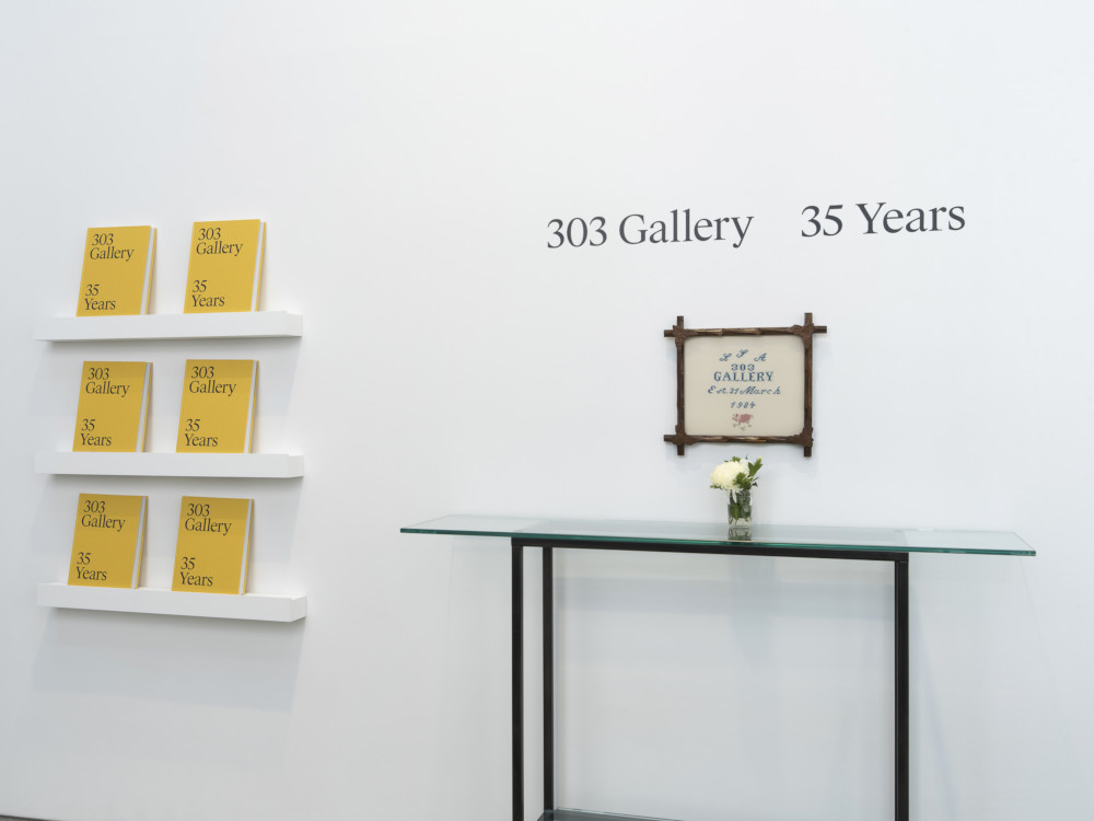 303 Gallery 35 Years 1