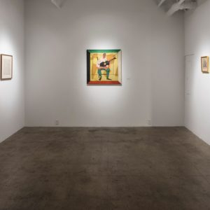 Music is the Message: 20th Century Paintings and Drawings @ACA Galleries, New York  - GalleriesNow.net