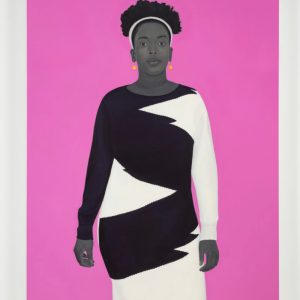 Amy Sherald: the heart of the matter… @Hauser & Wirth West 22nd Street, New York  - GalleriesNow.net