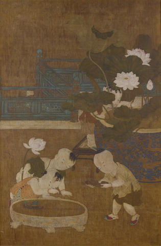 Fine Chinese Paintings and Works of Art Bonhams