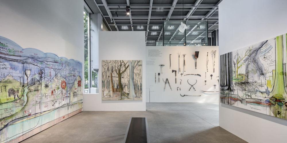Fondation Cartier Trees 1