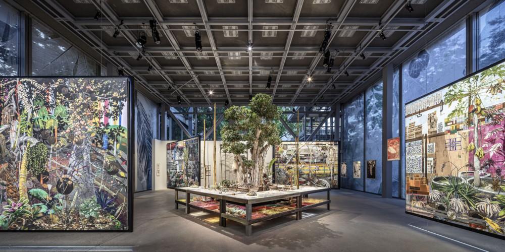 Fondation Cartier Trees 3