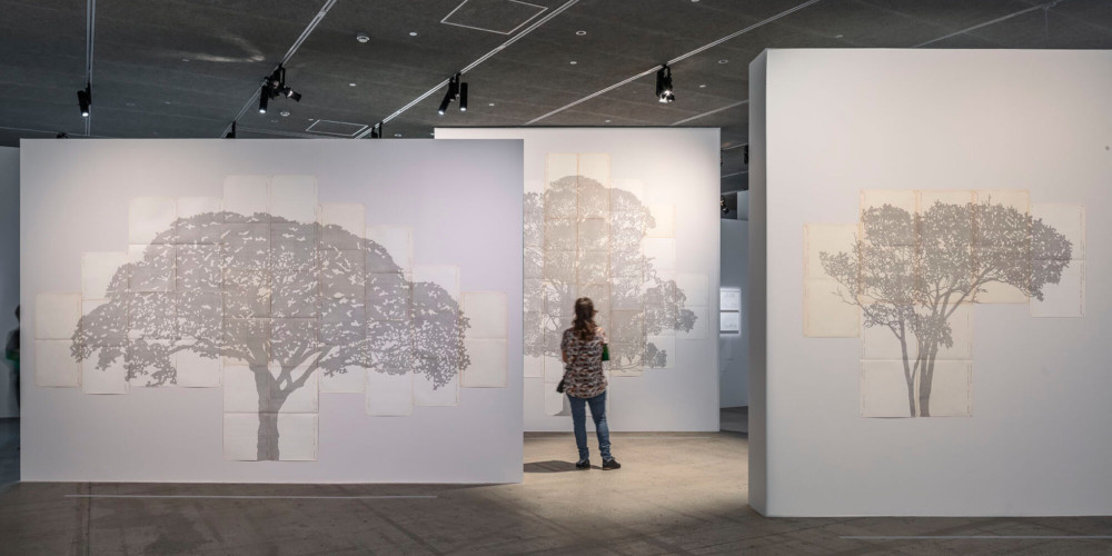 Fondation Cartier Trees 5