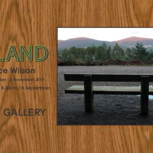 ISLAND by Alice Wilson @JGM Gallery, London  - GalleriesNow.net