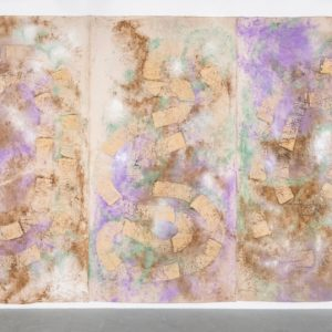 Jessica Warboys: SNAKE SHAPE LAKE @Hales, New York  - GalleriesNow.net