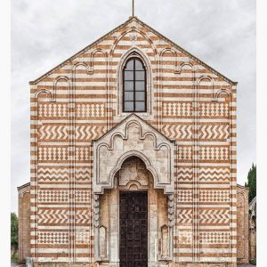 Markus Brunetti: Romanesque FACADES @Axel Vervoordt Gallery, Antwerp  - GalleriesNow.net
