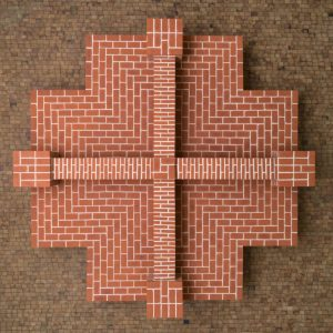 Per Kirkeby: Brick Sculptures @Axel Vervoordt Gallery, Antwerp  - GalleriesNow.net