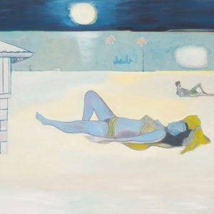 Peter Doig: Paintings @Michael Werner Gallery, Mayfair, London  - GalleriesNow.net