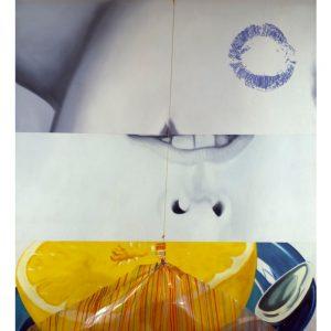 James Rosenquist: Visualising the Sixties @Galerie Thaddaeus Ropac, London  - GalleriesNow.net