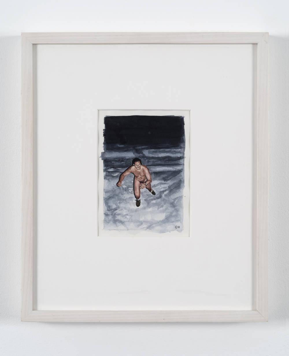 Untitled (Naked Runner)