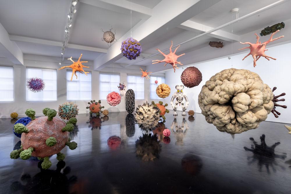 Tolarno Galleries Christopher Langton 1
