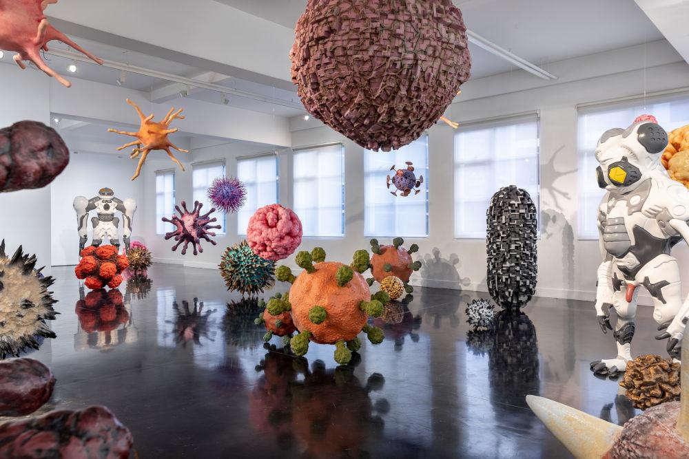 Tolarno Galleries Christopher Langton 4