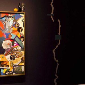 Franz Ackermann: Our Houses @Galerie Templon, Brussels  - GalleriesNow.net