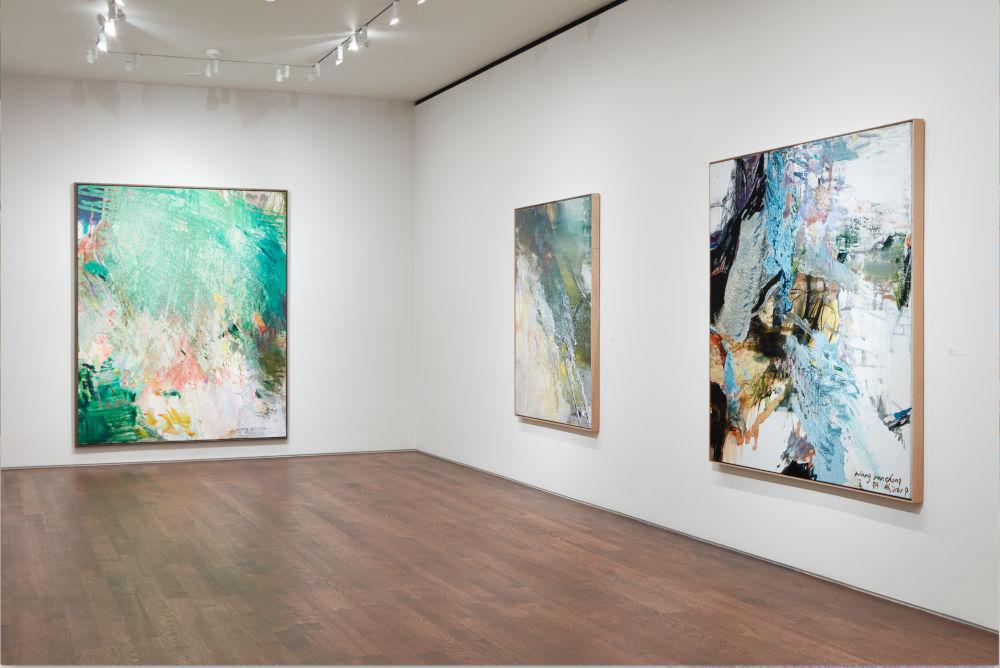 Acquavella Galleries Wang Yan Cheng 4