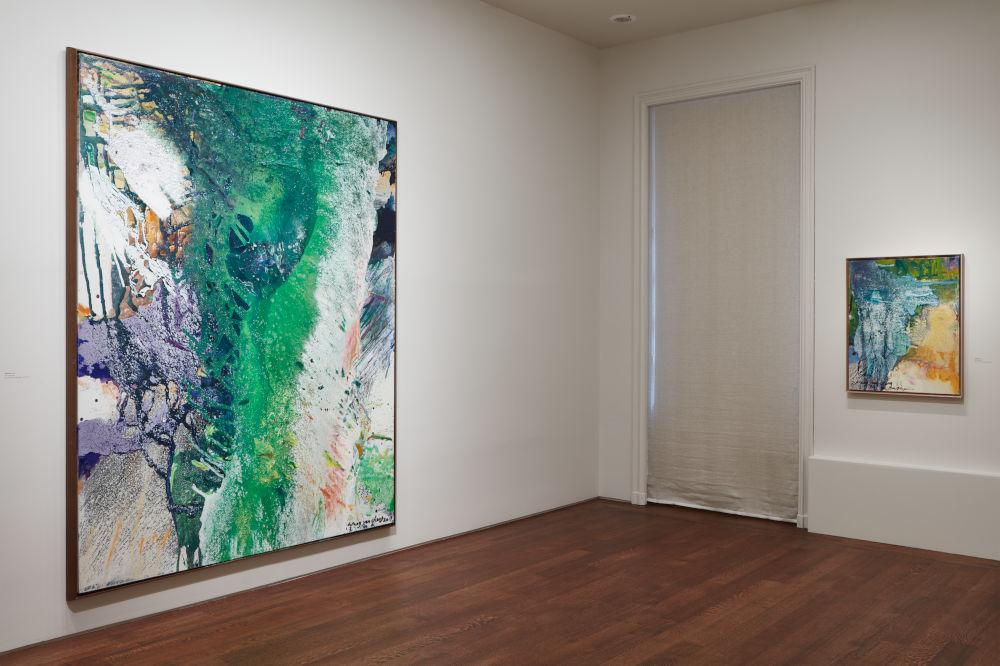 Acquavella Galleries Wang Yan Cheng 5